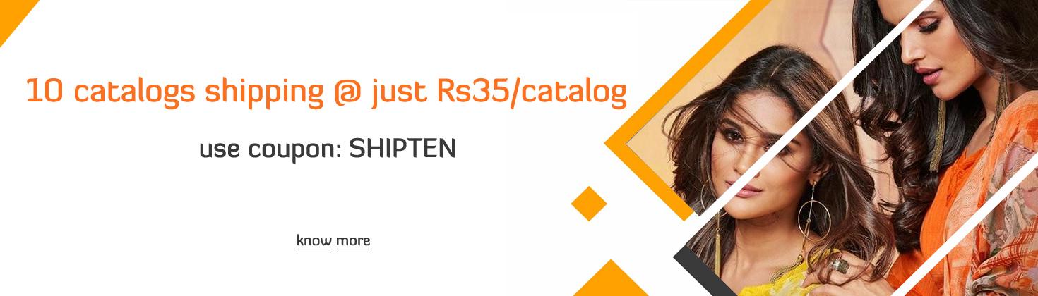 10 catalog shipping