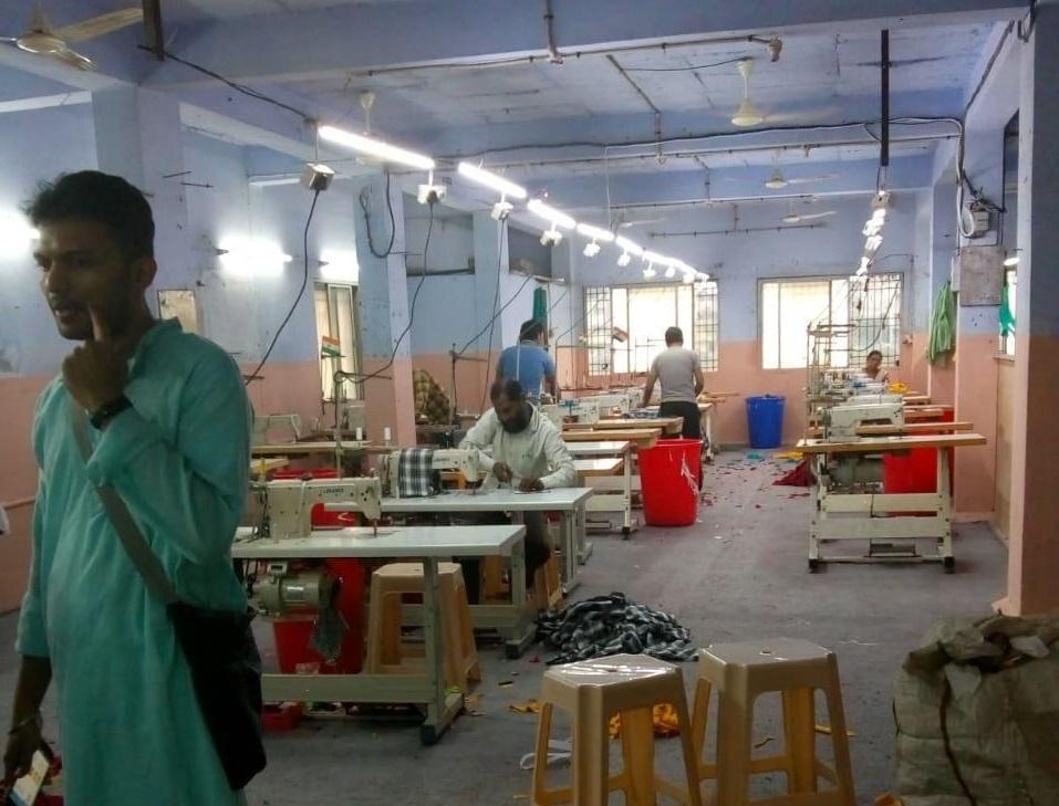 stitching centre