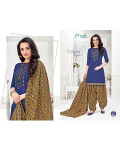 bundel of 12 readymade salwar suit wholesale  catlough PUNJABI PATIYALA vol 2 by GANESHA