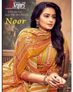 bundle of 8 dress material Noor 2 by Anita