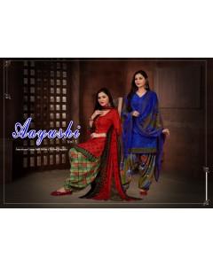 Bundle of 12 wholesale Salwar Suit Catalogue Aayushi Vol 5 by Arishtha