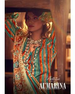 Bundle of 10 wholesale Salwar Suit Catalogue Al Marina by Belliza Designer Studio