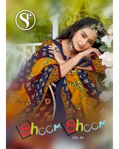 Bundle of 12 Wholesale Salwar Suits Catalogue Bhoom Bhoom Vol 40 by Sweety Fashion