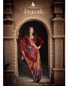 Bundle of 7 wholesale salwar suit Catalog PEACOCK by CINDRELLA