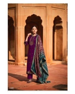 Bundle of 6 wholesale salwar suits Catalog GRIVA by Deepsy suits