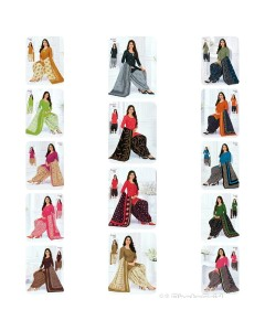 bundle of 30 dress material Priyanka 10 by Pranjul