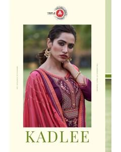 bundle of 6 dress material Triple A Kadlee