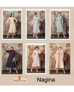 bundle of 6 kurti Nagina by N4U