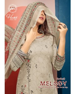 bundle of 10 dress material Melody by Harshit