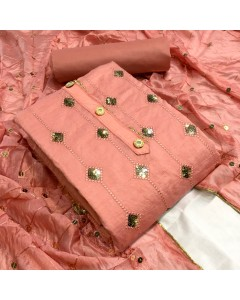 jumble of 4 dress material TCVV Modal 7