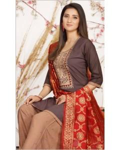 bundle of 8 readymade salwar suit Chhalaang by Manjeera