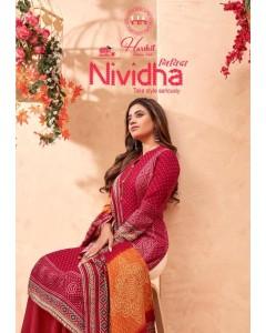 Bundle of 10 wholesale Salwar Suit Catalogue Nividha by Harshit Fashion Hub