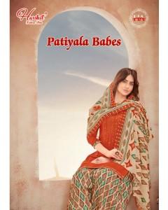 bundle of 10 dress material Harshit Patiyala Babes