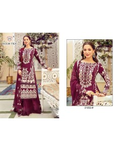 bundle of 3 wholesale salwar kameez catalogue 21022-a to 21022-b by hoor tex