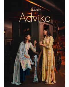 bundle of 10 dress material Advika  by zulfat