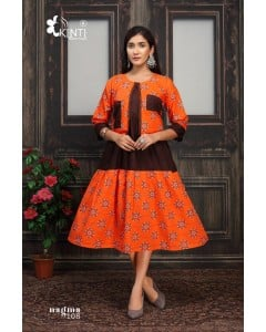 bundle of 10 kurti  Nagma by Kinti