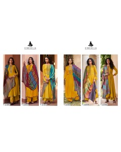 bundle of 6 salwar kameez - Ultimate Mustard's by Cinderella