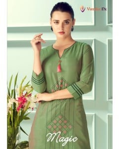 bundle of 10 kurtis - Magic by Vamika