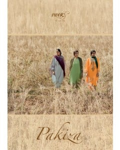 bundle of 8 salwar kameez - Pakiza by Heer
