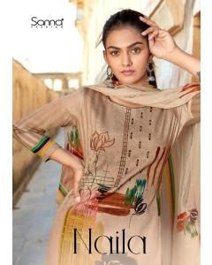 bundle of 10 salwar kameez - Naila by Sanna