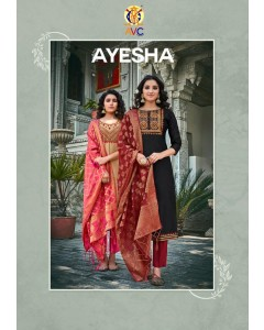 bundle of 6 salwar kameez - Ayesha by AVC