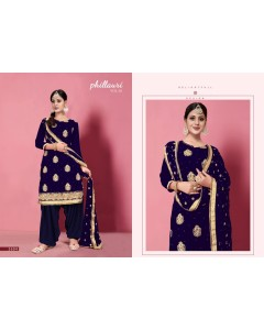 bundle of 4 salwar kameez - Phillauri 26 by Kesari Exports