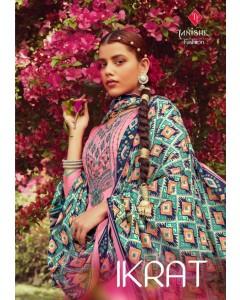 bundle of 8 salwar kameez - Ikrat by Tanishk Fashion