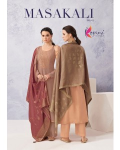 bundle of 6 salwar kameez - Masakali vol 2 by Kesari Trendz