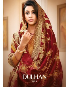 bundle of 12 salwar kameez - Dulhan vol 2 by Shagun LIfestyle
