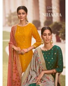 bundle of 8 salwar kameez - Nihaara by Glossy