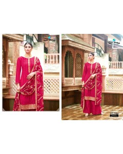 bundle of 4 salwar kameez - Karva Affair vol 2 by Your Choice