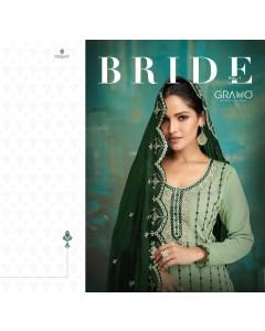 bundle of 4 readymade suits - Bride vol 1 by Gramo