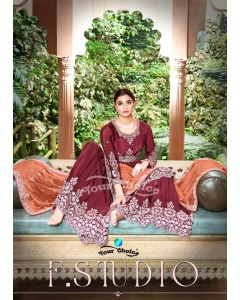 bundle of 4 salwar kameez - F Studio by Your Choice
