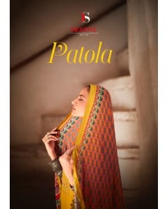 bundle of 6 salwar kameez - Patola by Deepsy