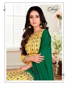 bundle of 4 salwar kameez - Arsha by Glossy