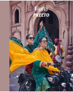 bundle of 6 salwar kameez - Preeto by Fiona