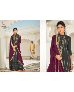 bundle of 6 salwar kameez - Dhoop Kinarey Colour by Eba Lifestyle