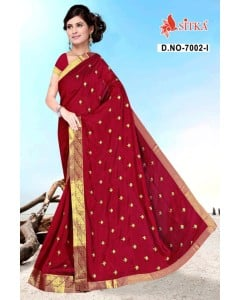 bundle of 9 saree Walkway 7002 by Sitka