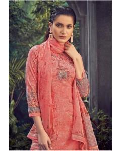 bundle of 8 dress material Utsav by alok