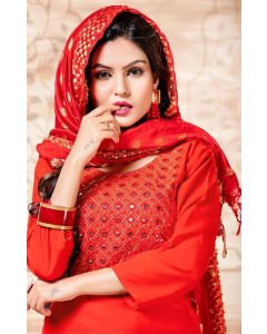 bundle of 6 kurti bottom with duptta Sangeet  by SS