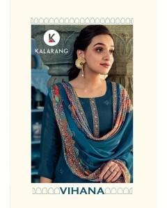 Bundle of 4 wholesale Salwar Suit Catalogue Vihana by Kalarang