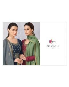bundle of 6 wholesale salwar kameez catalogue masakali vol 2 by kesari trendz