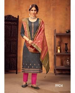 bundle of 8 dress material Asopalav 19 by kessi