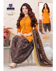 Bundle of 10 wholesale Salwar Suit Catalogue Avantika Patiyala by Lassa