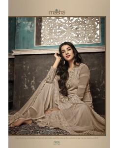 bundal of 11 wholesale salwar kameez catalogue sazia 7406 by maisha