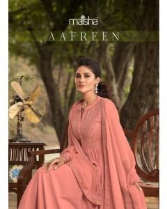 Bundle of 5 wholesale Salwar Suit Catalogue Afreen by Maisha