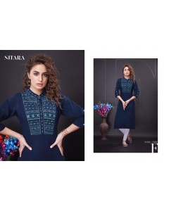 BUNDLE OF 6 WHOLESALE KURTI - NOVA BY NITARA