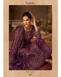 Bundle of 10 wholesale salwar suit Catalog FIRDOUS by SUMYRA