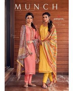 Bundle of 4 wholesale Salwar Suit Catalogue Munch by Rangoon