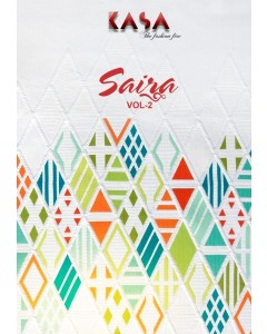 Bundle of 10 wholesale readymade salwar suits saira vol 2 by suryajyoti
